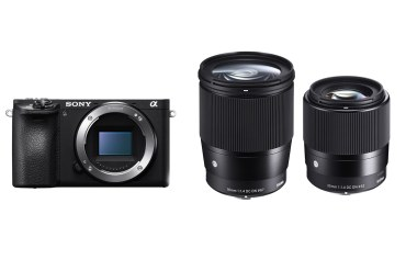 Sigma 16mm & 30mm F/1.4 DC DN Lens Review