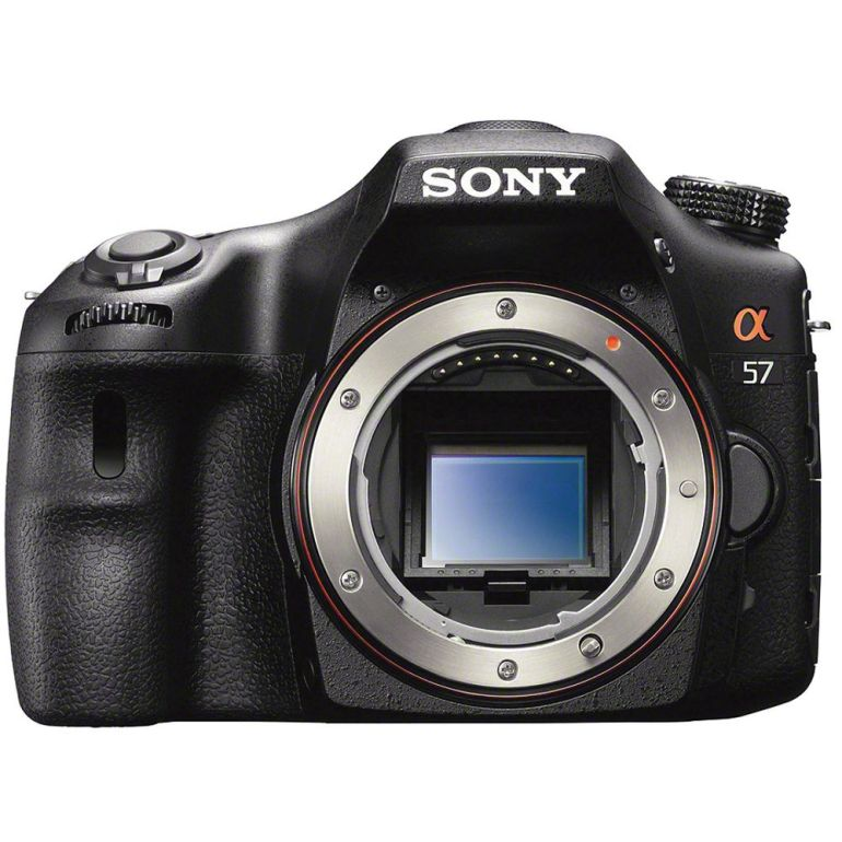 Sony Alpha A57 Review