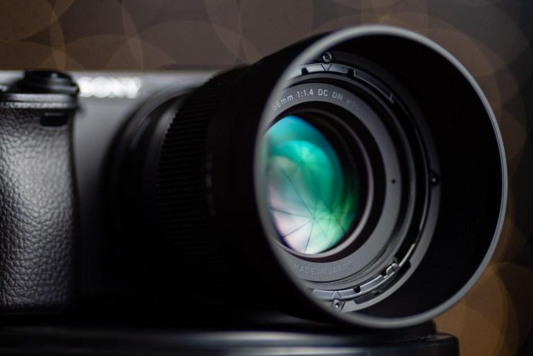 Sigma 56mm f/1.4 DC DN Lens - Sample Photos