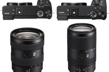 Sony Full Frame vs APS-C Using E-Mount Zeiss f/4 OSS Zoom