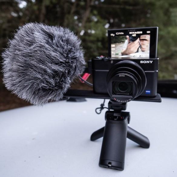 Sony RX100 VII - Best Vlogging Camera??