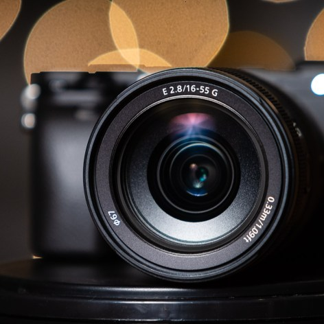 Sony E 16-55mm f/2.8 G Lens Review