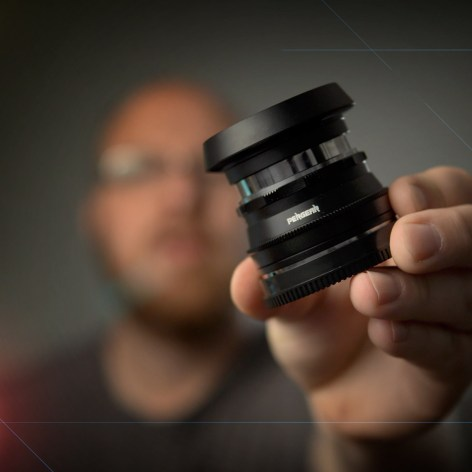 Pergear 25mm f/1.8 Lens Review