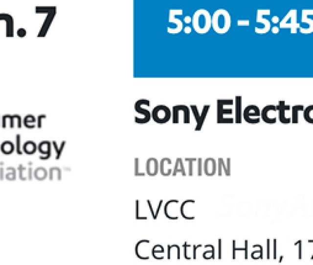 We Are Getting Closer To Two Major Sony Events
