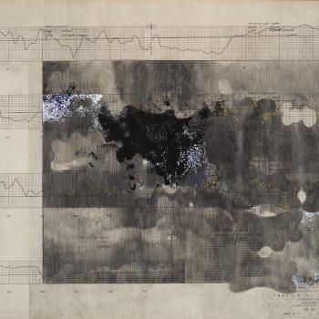 Sonya Rapoport, Survey Chart, Drawing