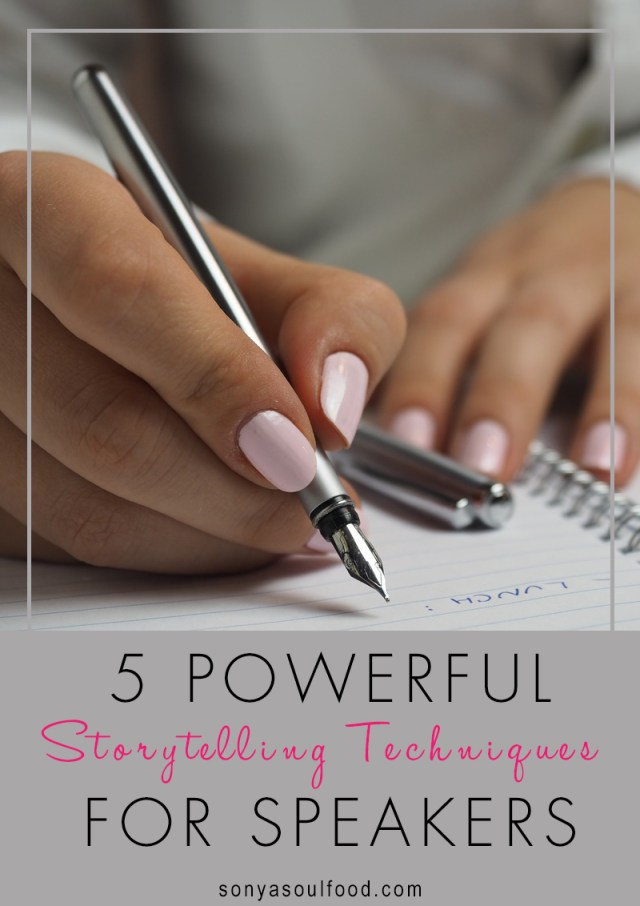 5 Powerful Story Telling Tips