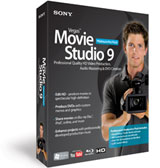 Vegas Movie Studio Platinum Pro Pack