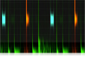 Three-step audio extraction