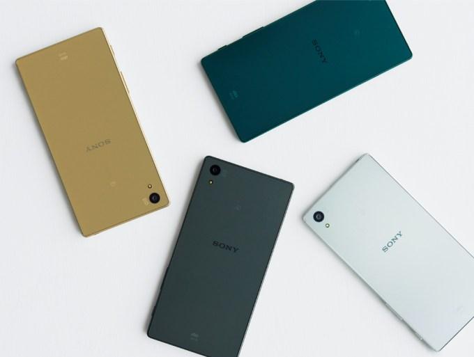 Xperia Z5 (docomo>SO-01H,au>SOV32) Snapdragon 810 MSM8994 2.0GHz 8コア