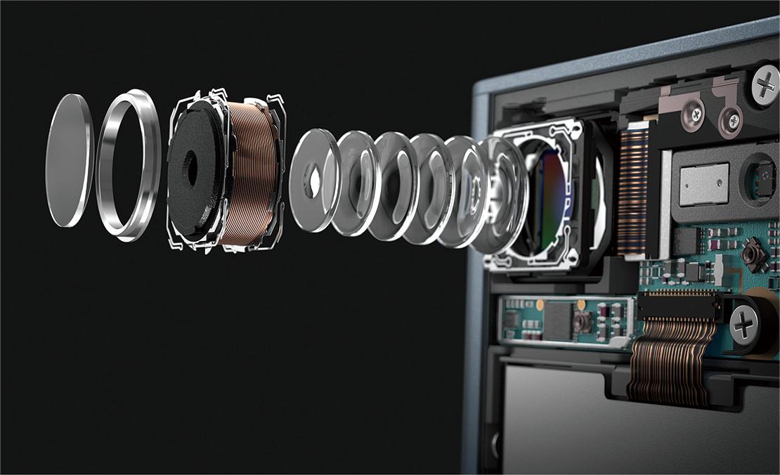 Motion Eye™カメラシステム