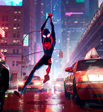 Spider Man Into The Spider Verse Sony Pictures Entertainment