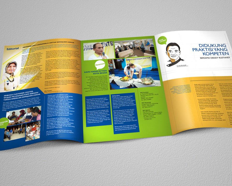 Desain Majalah Perusahaan yang baik untuk Loyalitas Pelanggan