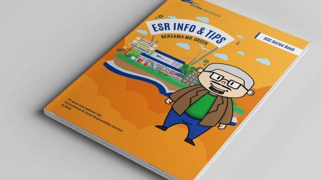 Pembuatan Desain Buku Internal Perusahaan
