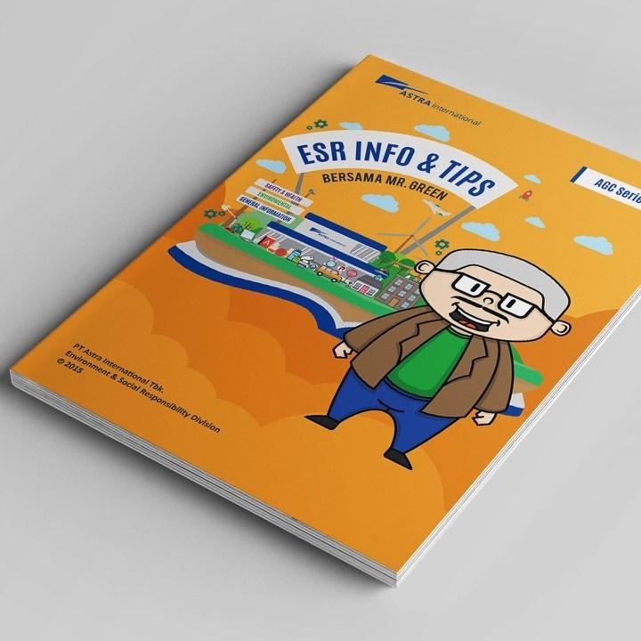 Buku ESR Astra International