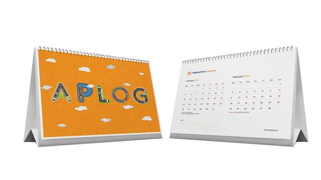 Kalender Sebagai Gimmick Penjualan