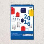 Desain Kalender yang Baik Guna Meningkatkan Brand Image