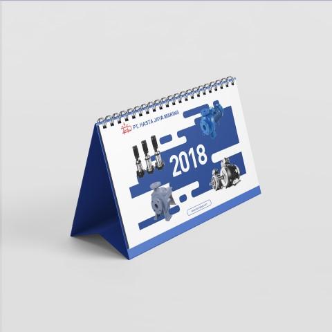 Kalender PT. Hasta Jaya Marina