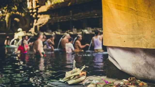 Dokumentasi Acara Bali