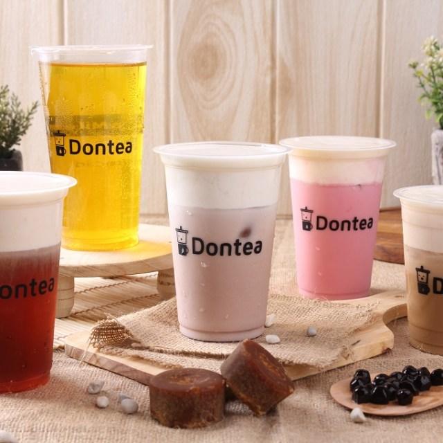 Jasa Foto Produk Makanan Kafe Dontea (Drinks)