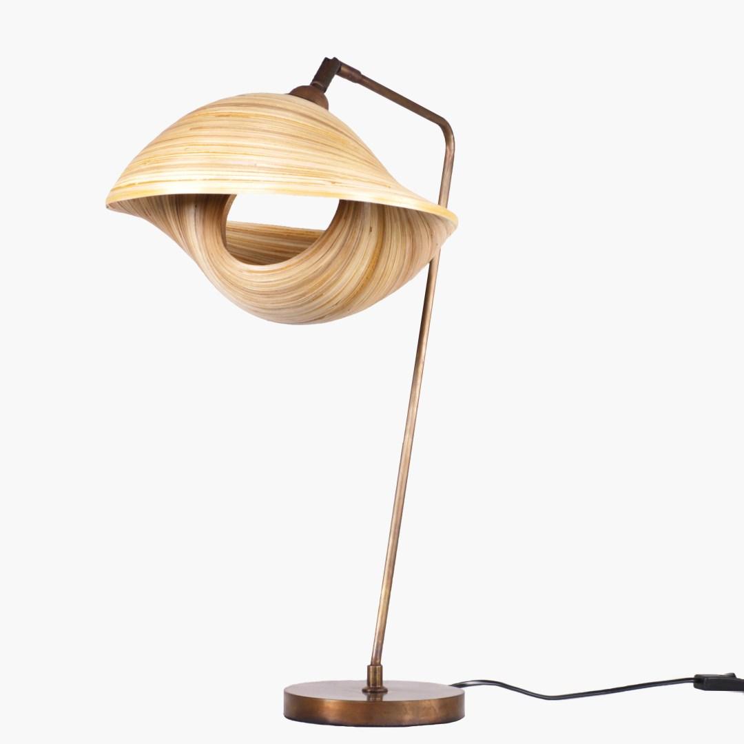 Kirana Arc Lamp 30 Sooka Bambusa
