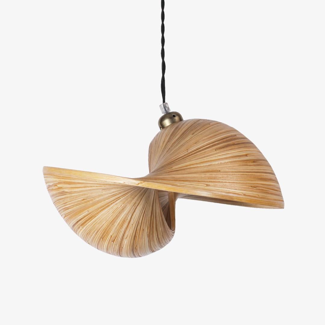 Sooka Bambusa Bamboo Design Lamps Udara Lampshade 35