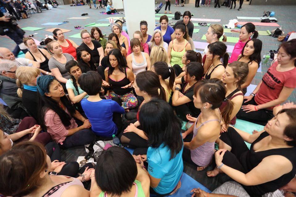 The Yoga Expo – A Place For Yogis and Yoga Teachers
