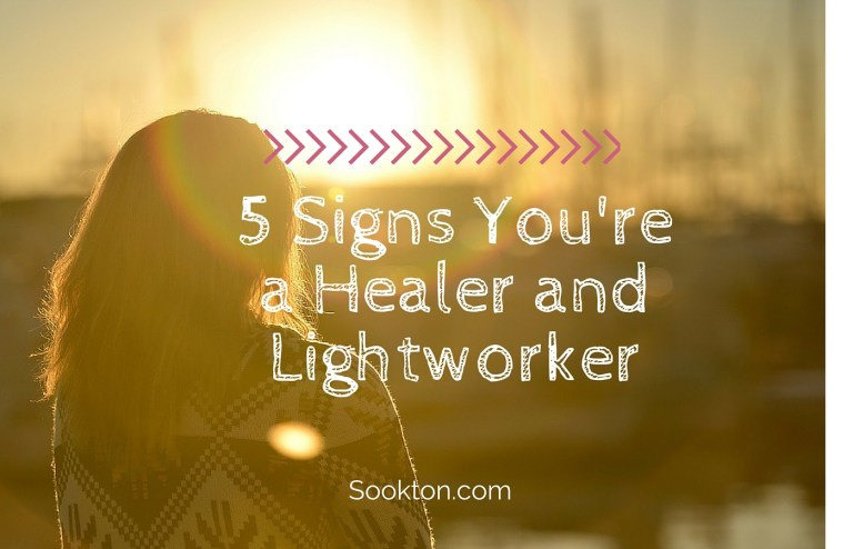 Signs you're a healer