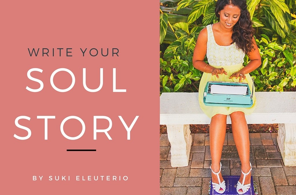 Free Webinar: Write Your Soul Story