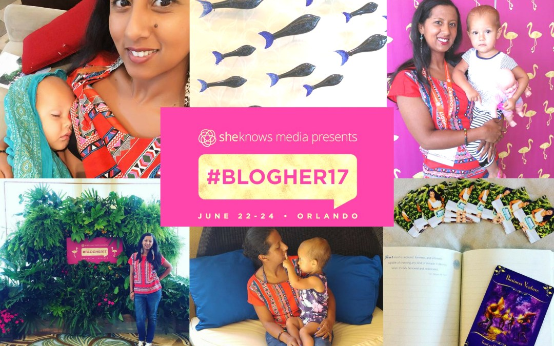 5 Powerful Lessons I Learned From BlogHer17