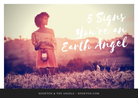 5 Signs You Might Be an Earth Angel
