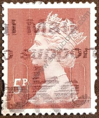 Reino Unido 2014 estampilla Elizabeth II