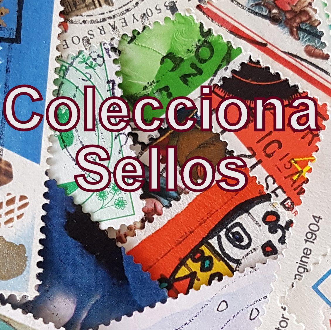 Colecciona Sellos