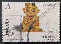 Sellos España 2008 Tragabolas