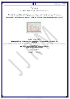Fichas de sellos para descargary/o imprimir acceso durante un mes