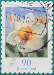 Narciso - Sello Alemania 2006
