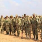 Ciidamada Jubaland oo la wareegay deegaan hoos yimaada degmada Afmadow ee Gobolka Jubada Hoose.