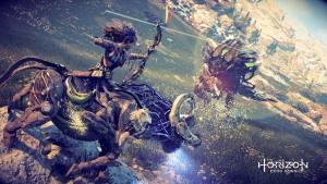 【PS4】オープンワールド狩ゲーが苦手な私がHorizon Zero Dawnを10日ほど遊んだ感想