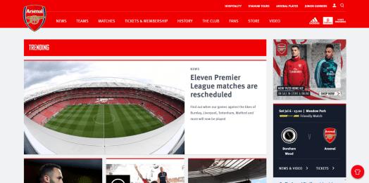 Arsenal Drupal