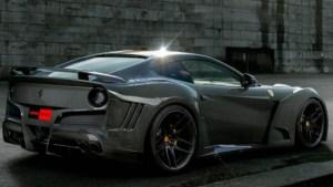 """Um Ferrari F12... mas ainda melhor! Esta """"besta"""" ruge ferozmente com os seus 780cv!"""