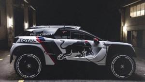 """É esta a nova """"besta"""" da Peugeot para o Dakar! É impressionante!"""