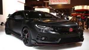 O novo Honda Civic Type R abusa na agressividade!