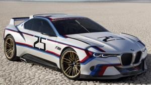 BMW revela o BMW 3.0 CSL Hommage R. Uma grande surpresa!