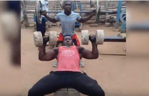 Fisiculturistas africanos mostram que para obter bons resultados apenas dependemos de nós!