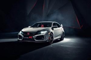 Já conheces o novo e poderoso Honda Civic Type-R?