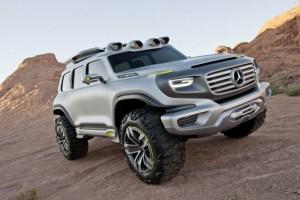 Mercedes Mini-G vai conquistar muitos terrenos em 2019