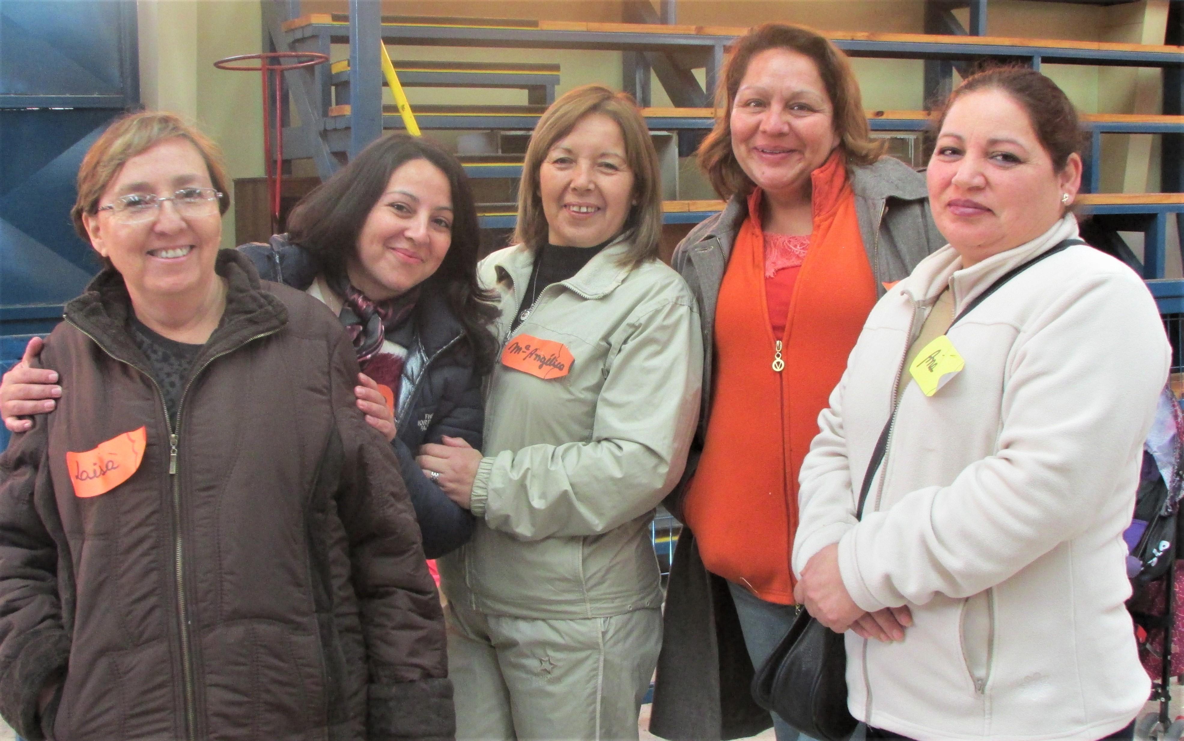 Intensa jornada de talleres con los Alumnos del centro #SopenaSantiago