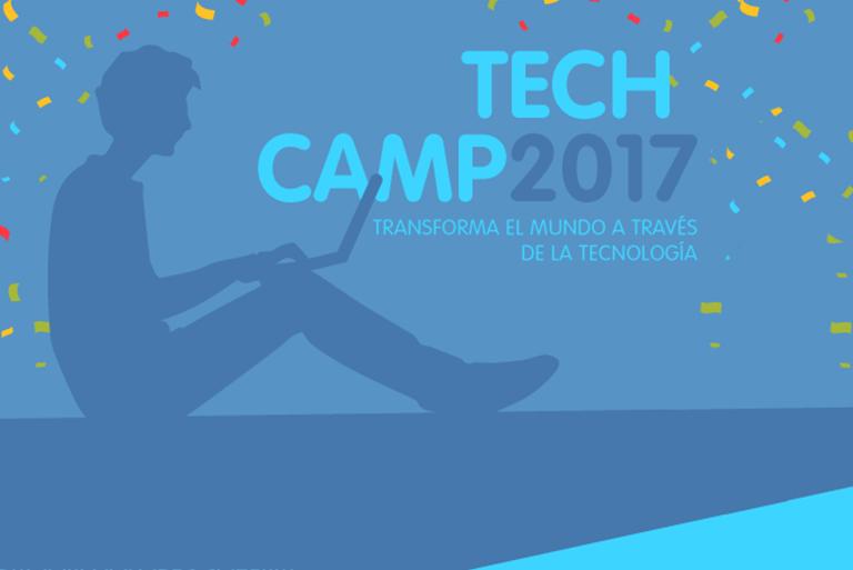 ATENCIÓN📣… TECH CAMP 2017 GRATIS PARA TI!