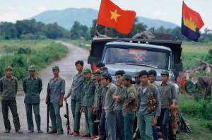 Vietnam invaded Cambodia