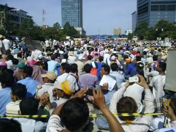 7 Sept 2013 Peaceful Mass Demonstration