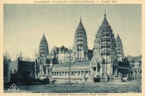 Indochina 1931 Exhibition 5